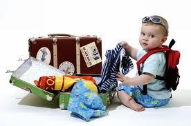 Consejos para viajar con ninios en avion