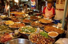Gastronomia tipica de Tailandia