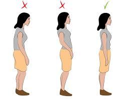 Como corregir tu postura?