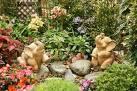 Como decorar tu jardin por zonas