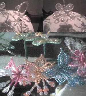 Confección de tembleques de perlas - Curso gratis de enplenitud.com
