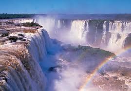 Cataratas del Iguazu: los saltos del agua grande