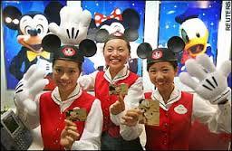 Por que triunfo Disney?