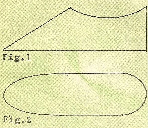 Patrón para pantuflas - Imagui