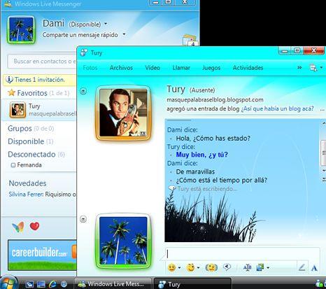 Versiones de Windows Live Messenger 2009 de Windows Live Messenger