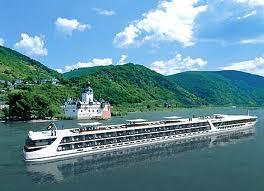 Cruceros fluviales, la ultima moda en turismo