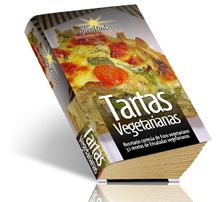 Tartas vegetarianas