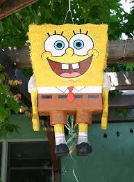 Cómo Hacer Una Piñata De Bob Esponja Enplenitud