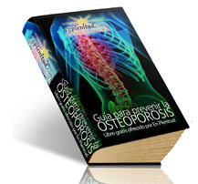 Guía para prevenir la osteoporosis